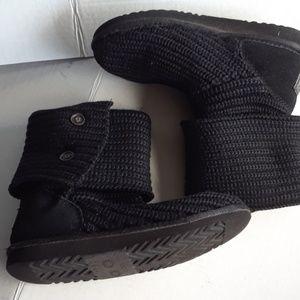 Ugg  girls  sweater  boots